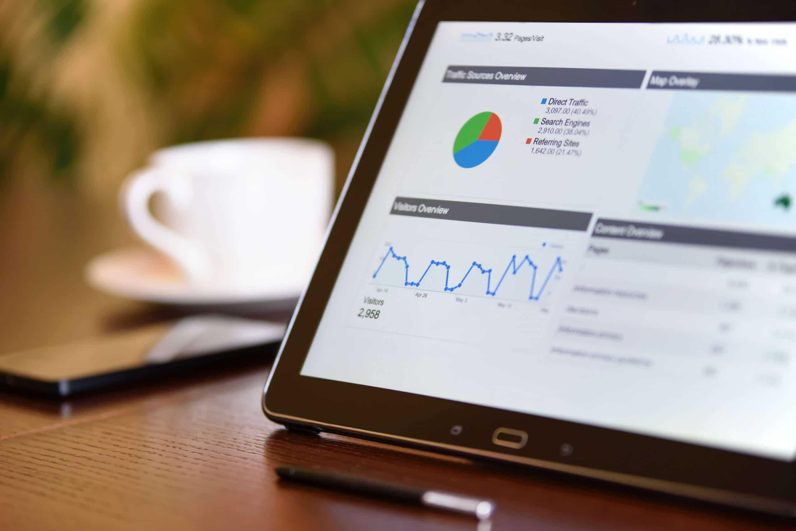 graf - seo optimalizácia pre vyhľadávače
