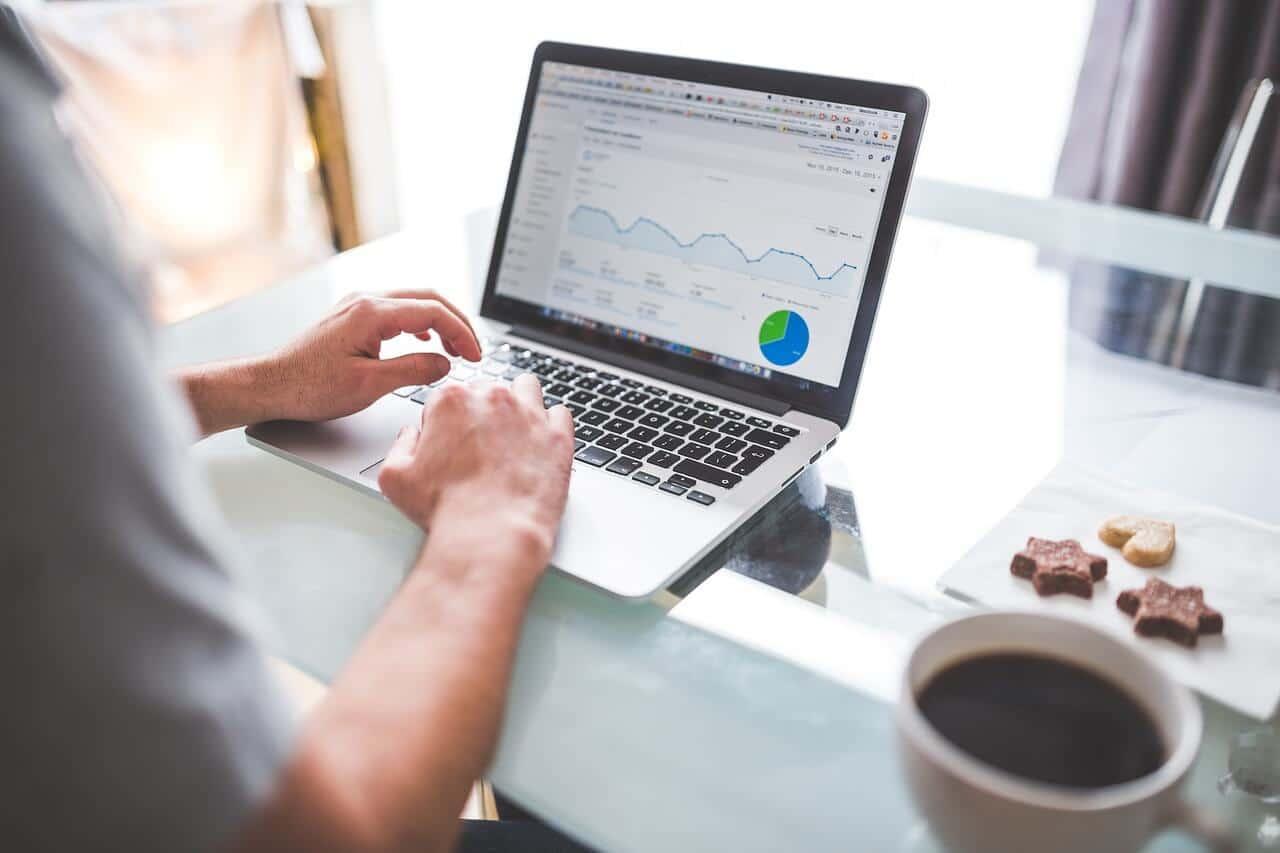 seo optimalizácia pre vyhľadávače - graf